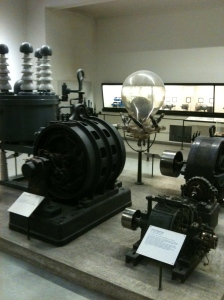 Iconic Objects in the Deutsches museum