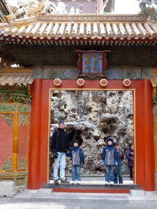 Cold in the Forbidden City