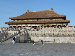 Hi jinks in the Forbidden City