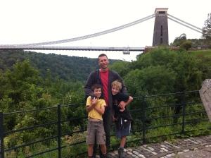 We made it to Bristol