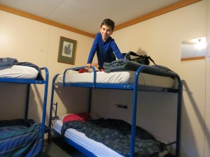Bunkroom at Glade House