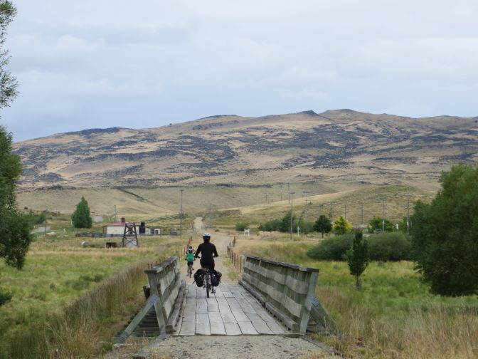 Otago Rail Trail Day 3 – small towns on the trail