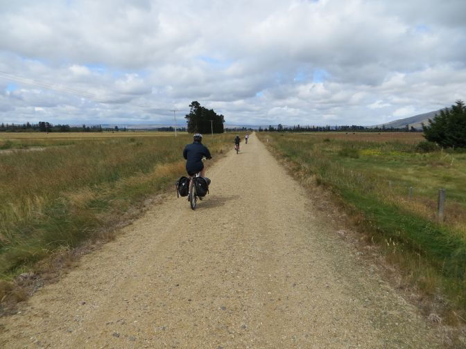 Otago Rail Trail day 5 – character building