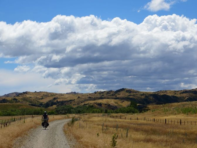 Otago Rail Trail Day 1 – our legs and theirs