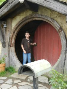 Declan does hobbit.