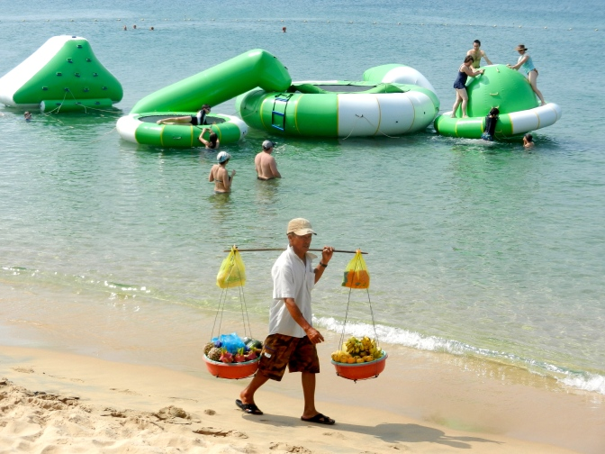 Floating things at Phu Quoc