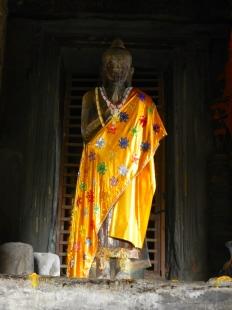 uddha in Angkor Wat.