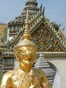 Royal Palace Bangkok.