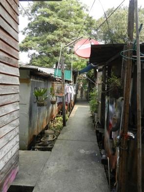 Laneway in Bangkok.
