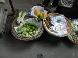 Market goods.