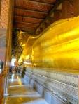 Reclining Buddha.